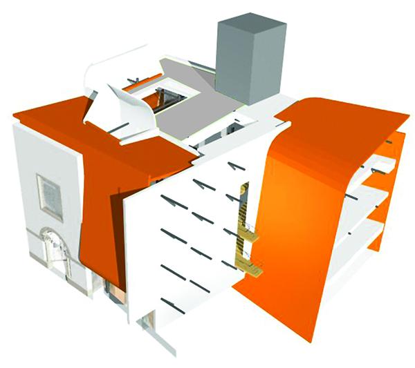competição de arquitectura cheltenham art gallery and museum por marq