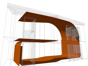 Imagens de Conceito Recuperação de habitação em Almeida projecto de m-arq arquitectura